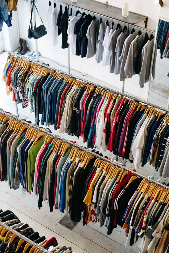 excess inventory in fashion industry